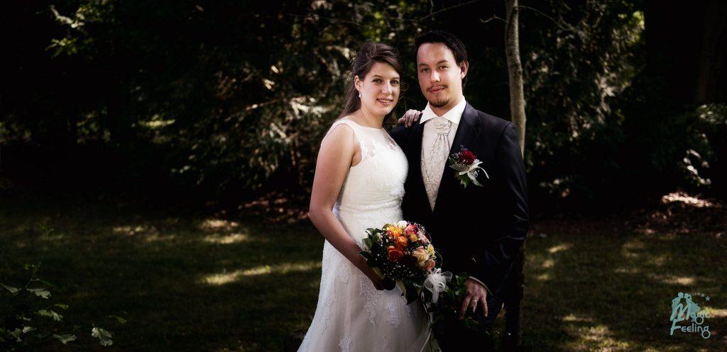 Magic Feeling Hochzeitsfotograf - Brautpaar