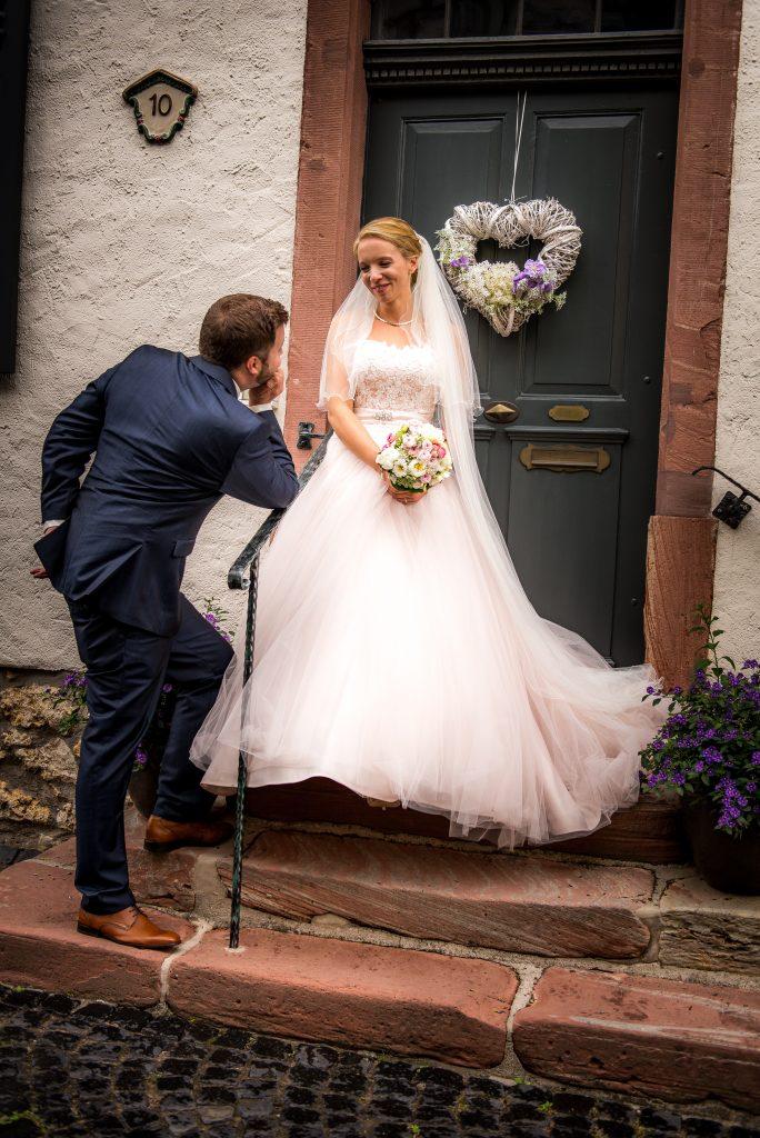 Brautpaar in Hochheim