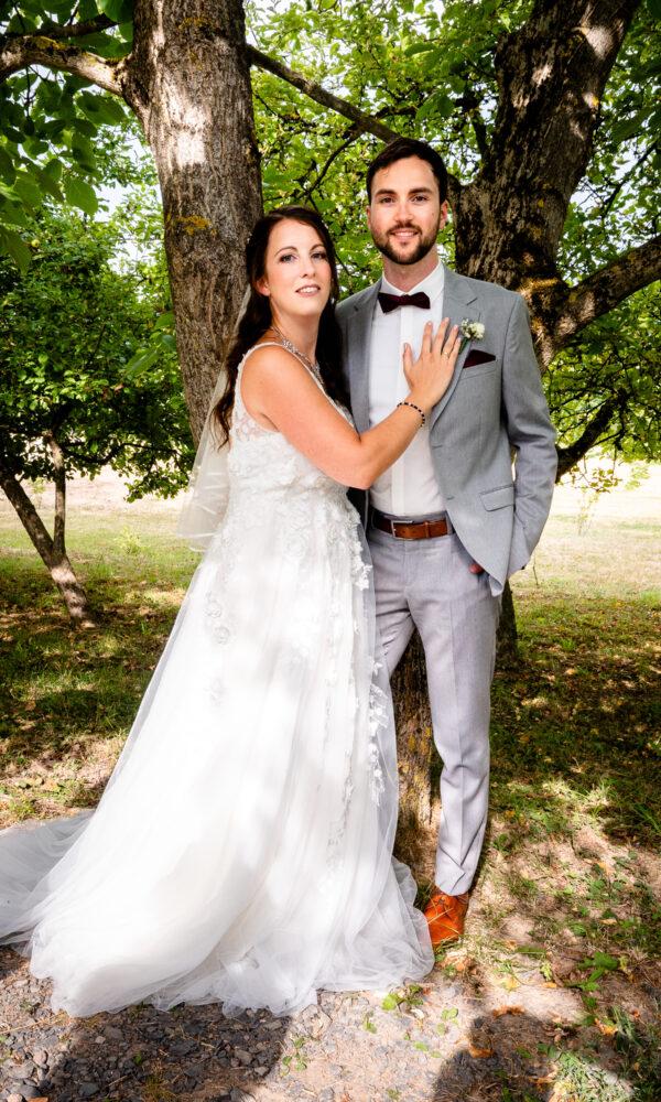 Maic Feeling Hochzeitsfotografie - Brautpaar